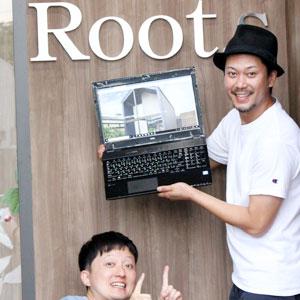 Roots様記念写真